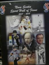 Nova Scotia Sport Hall of Fame Magazine 2007-2008