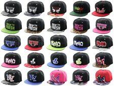Snapback Starter Hat Hip Hop Cap Schirmmütze Baseballcap Baseball Mütze Käppi