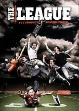 The League: The Complete Season Three (DVD, 2012, 2-Disc Set)