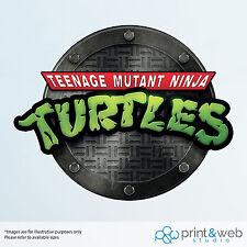 Teenage Mutant Ninja Turtles Decal Sticker Bedroom Vinyl Kids TMNT