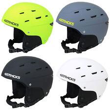 """Airtracks Snowboard Helm """"SAVAGE T2X"""" - Größen - XS S M L XL - Snowboardhelm"""