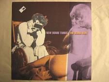 "NEW BOMB TURKS ""THE BLIND RUN"" - 10"" EP - MARBLED VINYL"