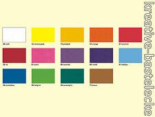URSUS Transparentpapier / Drachenpapier - 70 x 100cm - 25 Bögen - 1 Farbe aus 15