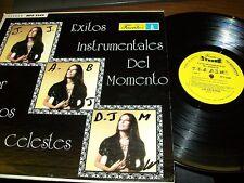 Los Celestes-Exitos Instrumentales Del Mundo-LP-MFS3249