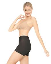 #UD17 New Spanx Women Short Panties Skimmies Slipshort Girdle Black Size S-3X
