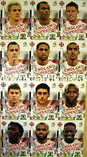 Adrenalyn XL EURO EM 2012 - England Karte aussuchen