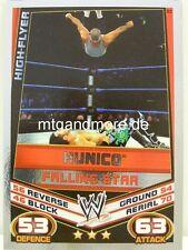 Slam Attax Rebellion - #022 Hunico - Falling Star - Signature Move