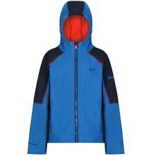 Regatta Acidity II Kinder Softshell Jacke mit Kapuze winddicht UVP 49,95 Mod 18