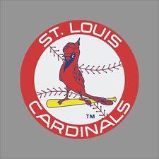 St Louis Cardinals #9 MLB Team Logo Vinyl Decal Sticker Car Window Wall Cornhole