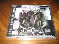 South Central Cartel - Cartel Or Die SCC's Most Gangsta Rap CD Greatest Hits