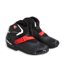 Ducati TCX theme semi alto botas zapatos zapatillas Shoes negro nuevo 2018