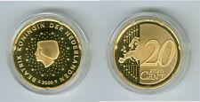 Niederlande  20 Cent  PP/Proof  (Wählen Sie zwischen den Jahrgängen: 1999-2017)