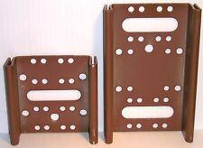 Steel Furniture Bed Rail Brackets | eBay