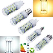 E27 E14 E12 B22 G9 GU10 LED Corn Light Energy Saving Bulb 5730 SMD Lighting Lamp