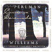 Cinema Serenade: Itzhak Perlman/John Williams/Pittsburgh Symphony (CD, Sony) PBS