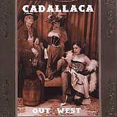 Cadallaca Out West EP 1999 CD Kill Rock Stars KRS362 Corin Tucker Sarah Dougher