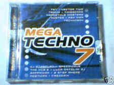 CD MEGA TECHNO 7 LUCA ANTOLINI TECHNOBOY TNT VECTOR 2