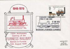 1976 TOPICAL RAILROAD FURNESS RAILWAY GB COVER