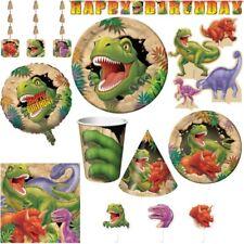 Dinosaurier Kindergeburtstag Dino Party Deko Set Partyartikel Geburtstag Junge