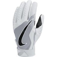 Nike Boys Vapor Jet 4 Football Gloves GF0498-101 White