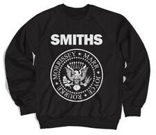 Los Smiths Ramones Crest Unisex Sudadera Jumper todos los tamaños