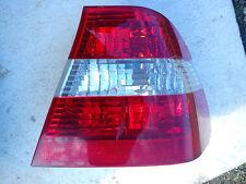 BMW E46 3 SERIES SALOON FACELIFT 2001> DRIVERS SIDE REAR LIGHT UNIT