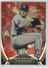 2013 Bowman Platinum Ruby #94 Paco Rodriguez Los Angeles Dodgers Baseball Card