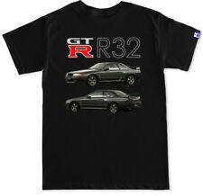 NISSAN GTR SKYLINE R32 R33 R34 R35 Motor Engine Swap Badge Turbo T SHIRT