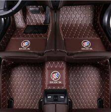 Fit Buick Regal LaCrosse Encore Envision Verano Enclave 2004-2019 Car Floor Mats