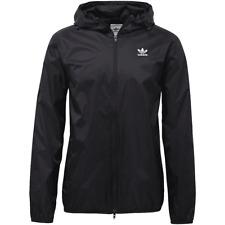 Cappotti e giacche da uomo con cappuccio nera adidas