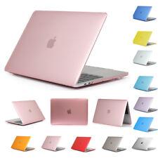 Hardcase Apple Macbook Pro 15'' A1286 Cover Schutz Hülle Tasche Plastik Crystal