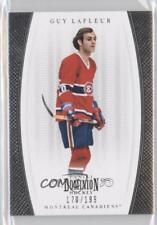 2011-12 Panini Dominion #94 Guy Lafleur Montreal Canadiens Hockey Card