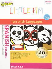 Little Pim: Spanish (DVD, 2008)