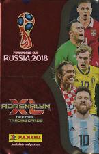 PANINI FIFA WORLD CUP RUSSIA 2018 Adrenalyn XL Auswahl NEU inkl. Schützhülle