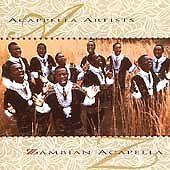 Zambian Acapella by Zambian Acapella/Acappella (CD, Feb-1997, Sony Music NEW