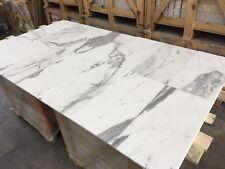 Marble Tiles, Italian Calacatta Honed Select Marble Tiles, Floor /Wall 305x610mm