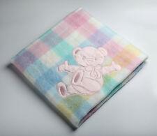 Orlon Blanket for baby