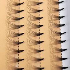 Real Mink Hair 0.07 C Black Individual  Eyelashes Extension False Eye Lashes