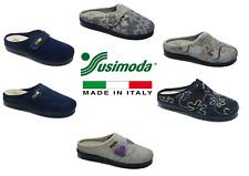 Ciabatte Donna Made In Italy Pantofole Etraibile Linea Comoda Michelle - Rosita BzJooH