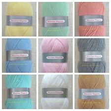Gomitolo lana da 100 gr. super morbida baby vari colori art. Riccione Magnum BBB
