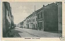 CARTOLINA d'Epoca: BASSIGNANA - Alessandria Piemonte