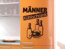 Tattoo Wandaufkleber Wanddekoration für Kühlschrank Spruch Männer Kühlschrank