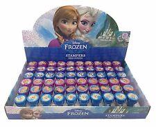 Disney Frozen Self Ink Stamps Birthday Goody Party Favors Gift Bag Filler elsa