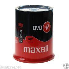 Maxell DVD -R Vergini Vuoti 4.7 GB 120 Minuti 16X dvdr + 1 cd Verbatim 275611