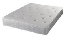 1500 Memory foam tufted spring mattress - 2ft6, 3ft, 4ft, 4ft6, 5ft, 6ft -9 inch