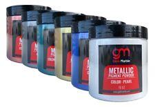 GlobMarble Mettalic Epoxy Powder Pigments. Epoxy Floor System. Epoxy Colors