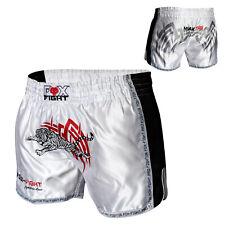 fox-fight TIG MMA lutte Pantalon Shorts Muay Thai Kickboxing UFC arts martiaux