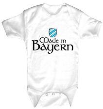 BABY BODY fabriqué en Bavière haute qualité Justaucorps de 0-24 mois 08326