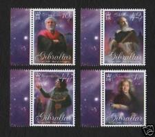 2009 Europa CEPT - Gibilterra - serie 4v