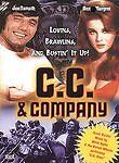 C.C. & Company (DVD, 2004) RARE JOE NAMATH 1970 OUTLAW BIKER GANG FILM BRAND NEW